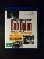 Bob Dylan - The Other Side of the Mirror (Blu-ray Disc, 2011) NEW!