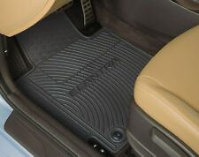 OEM 2011-2013 Hyundai Elantra ALL-WEATHER FLOOR MATS (4-PC SET BLK 3X013-ADU00)