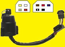 Yamaha DT 125 MX  1979 (0125 CC) - Ignition Switch