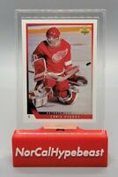1993-94 Upper Deck Ice Hockey Chris Osgood #519 Detroit Red Wings NHL