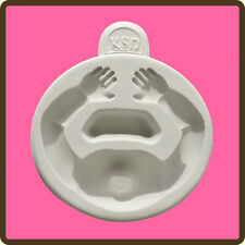 Katy Sue Designs ARMS SET Cake Crafting Mould CF0004 Arms 50mm Shoulder 30m