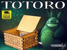 My Neighbor Totoro Mein Nachbar Totoro Musicbox Spieluhr NEU (HOLZBOX wählbar)