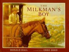 Milkman's Boy by Donald Hall c1997 VGC Hardcover, We Combine Shipping