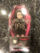 LIVING DEAD DOLLS 13TH ANNIVERSARY DAMIEN NEW FREE SHIPPING