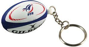 Gilbert Rugby Ball Schlüsselanhänger - Frankreich