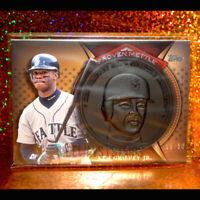 2013 KEN GRIFFEY JR COIN CARD /50 Proven Mettle black commemorative rare pmc-kgj