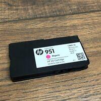 HP 951 Magenta Printer Ink Cartridge Genuine Unused CN051A Expired 03/2014