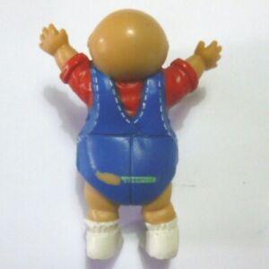 CABBAGE PATCH KIDS personaggio pvc alto 6 cm-NEONATO IN BLU (Hong Kong 1984) 192