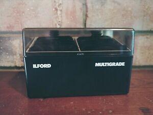 Ilford Darkroom Enlarging 12 Filter 2.5 Multigrade Kit