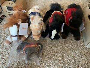 Wells Fargo Pony Lot