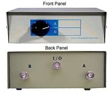 2-Port  Composite BNC Video Routing Switch Selector