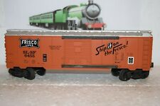O Scale Trains K-Line Frisco Box Car 6455
