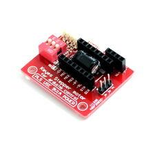 A4988 DRV8825 3D Printer Stepper Motor Driver Control Extension Shield Board