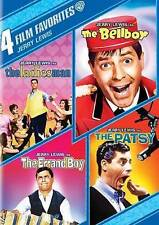 Jerry Lewis: 4 Film Favorites (DVD, 2014, 4-Disc Set)