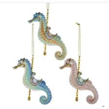 Carousel Seahorses Ornaments
