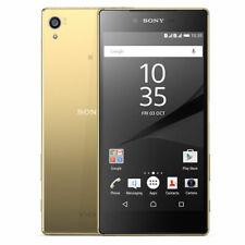 Sony Xperia Z5 E6653 32 Go Doré GSM Débloqué 4G Android Octa Core LTE Smartphone