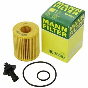 Mann-filter Oil Filter HU7009z fits LEXUS GS GRL10 350 (GRL10_, GWL10_)