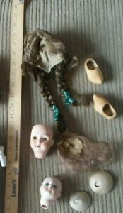 SOCKET HEAD WALTHER & SOHN & DRESSEL SHOULDER PLATE HEAD TO RESTORE~PARTS