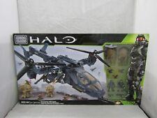 Mega Bloks Halo Flood Hunter UNSC Falcon