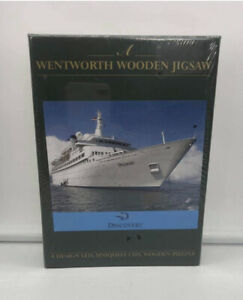 wentworth 140pc Wooden jigsaw - Discovery