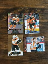 4 Lot Claude Giroux Philadelphia Flyers Upper Deck Series One Tim Hortons Fleer