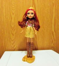 2014 Mattel Ever After High Rosabella Beauty Doll With Stand Euc