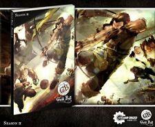 Guild Ball: Season 2 Rulebook Hardcover NEW FREE SH