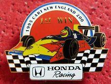 PIN'S F1 FORMULA ONE USA INDY CAR LCI HONDA RACING 1995 CART NEW ENGLAND MFS