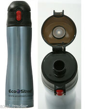 2 INSULATED  BOTTLES FOR THE PRICE OF 1, BPA FREE, STAINLESS STEEL WATER BOTTLE