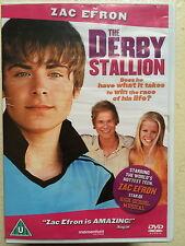 Zac Efron DERBY STALLION ~ Teen DRama | UK DVD
