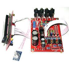 M62446 + NE5532 6-Kanal-Remote-Vorverstärker Abgeschlossene Vorverstärkerplatine