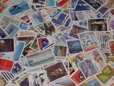 HUGE COLLECTION OF CANADA STAMPS ALL LARGE PICTORIALS VERY COLORFUL TOPICAL!