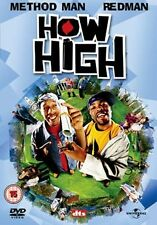 HOW HIGH - DVD - REGION 2 UK