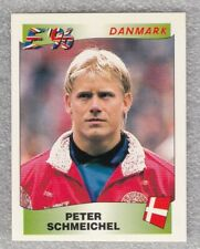 Sticker football PETER SCHMEICHEL Denmark UEFA EURO England 1996 Panini #277
