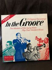 In the Groove with the King of Swing. 6 LPs Collector's Edition Rare Mint