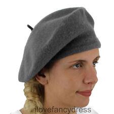 Chapeaux Béret gris pour femme