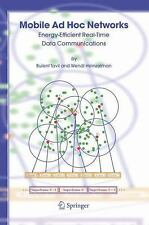 Mobile Ad Hoc Networks: Energy-Efficient Real-Time Data Communications