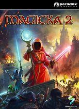Magicka 2 (PC, sólo la Steam key descarga código) no DVD, no CD, Steam only