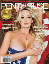 PENTHOUSE MAGAZINE ~ MAY/JUNE 2018 ~ STORMY DANIELS
