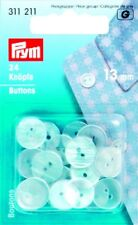 24 Buttons 13 mm two-hole mother-of-pearl color Prym 311211