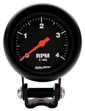 AUTO METER 2890 LOW REV MINI TACH 4000 RPM