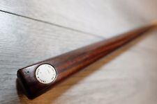 Tony Glover 1 Pc Ash Snooker Cue. vintage Early Model. Collectors Item