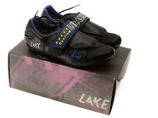 Lake Cycling CX 100 Size 40 Clipless Shoes 6.5 US Road All Pedals NOS NEW in Box