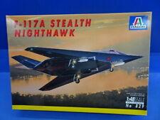 """1/48 Italeri (1983 ) :F-117 A  Stealth """" Nighthawk """""""