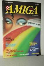 RIVISTA AMIGA BYTE NUMERO 10 MARZO 1989 USATA OTTIMO EDIZIONE ITA FR1 54666