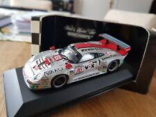 Minichamps 430976632 PORSCHE 911 GT1 LE MANS 97 ROOK RACING NMIB