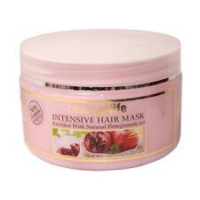 Intensive Hair Mask w/ Pomegranate Beauty Life Dead Sea Minerals 8.45fl.oz/250ml