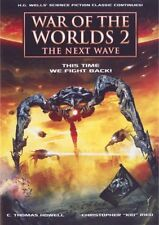 War of the Worlds 2 - The Next Wave (DVD, 2008) This Time We Fight Back!