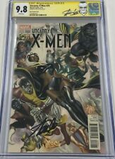 Marvel Uncanny X-Men #29 Alex Ross Retailer Incentive Signed Stan Lee CGC 9.8 SS