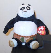 Ty Beanie Baby ~ PO the Bear ~Kung Fu Panda DVD Exclusive MINT w/ NEAR MINT TAGS